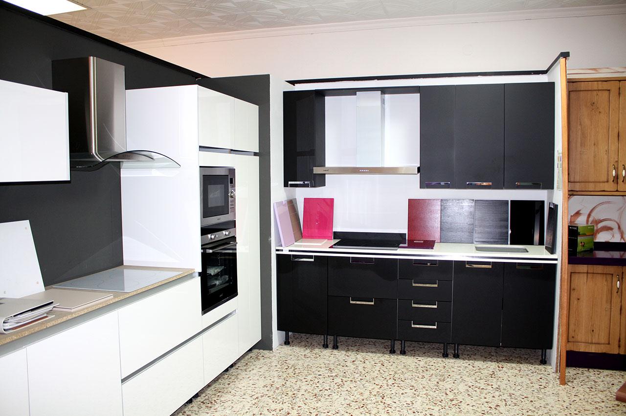 Inogar fagarpe muebles de cocina en moraleja y coria c ceres - Cocinas exposicion ocasion ...